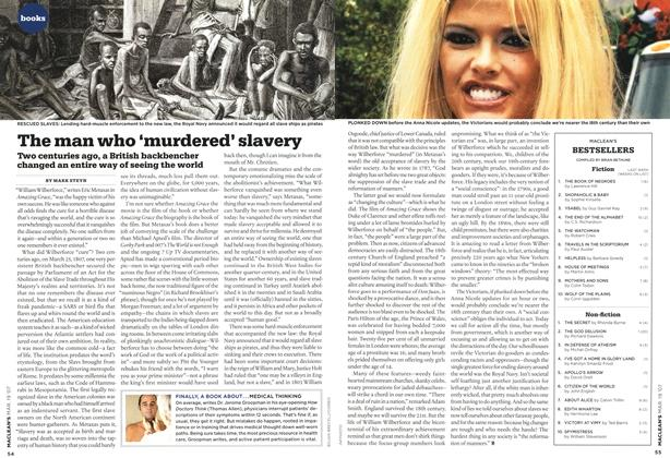 Article Preview: The man who 'murdered' slavery, MAR. 19th 2007 2007 | Maclean's
