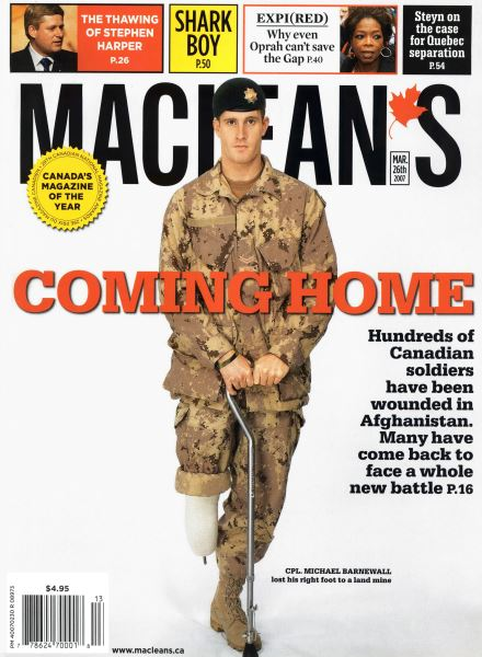 Issue: - MAR. 26th 2007 | Maclean's