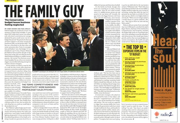Article Preview: THE FAMILY GUY, APR. 2nd 2007 2007 | Maclean's