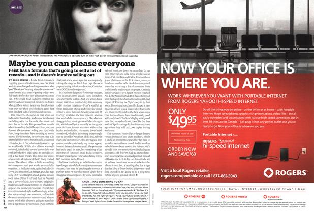 Article Preview: Maybe you can please everyone, MAY 7th 2007 2007 | Maclean's