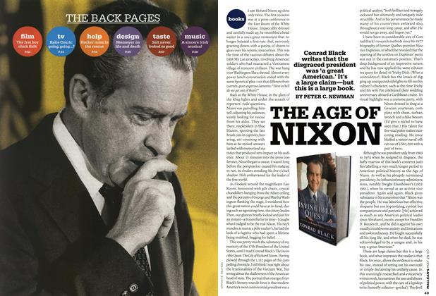 Article Preview: THE AGE OF NIXON, MAY 28th 2007 2007 | Maclean's