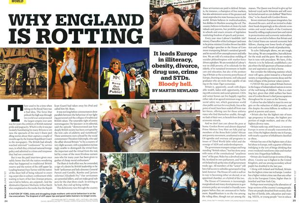 Article Preview: WHY ENGLAND IS ROTTING, JUN. 11th 2007 2007 | Maclean's
