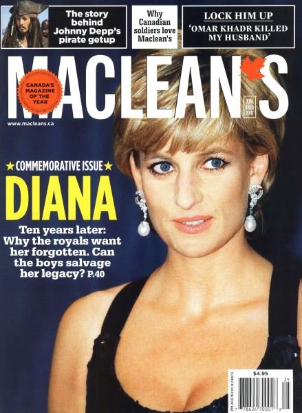 Issue: - JUN. 18th 2007 | Maclean's