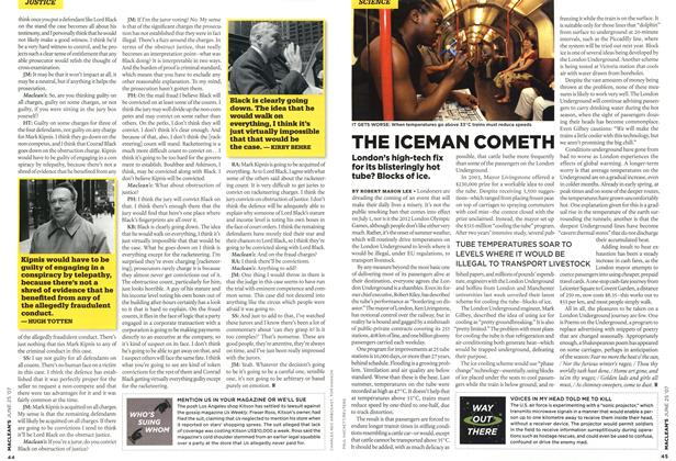 Article Preview: THE ICEMAN COMETH, JUN. 25th 2007 2007 | Maclean's