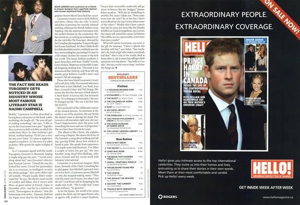 Article Preview: MACLEAN'S BESTSELLERS, JUN. 25th 2007 2007 | Maclean's
