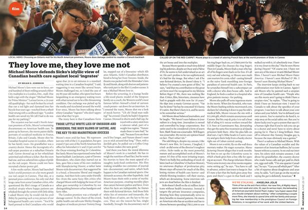 Article Preview: They love me, they love me not, JUN. 25th 2007 2007 | Maclean's