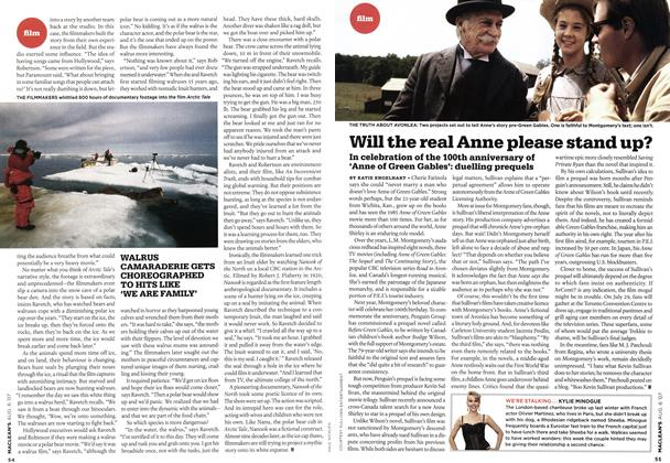 Article Preview: Will the real Anne please stand up?, AUG. 6th 2007 2007 | Maclean's