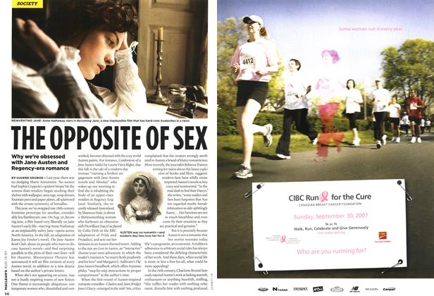 Article Preview: THE OPPOSITE OF SEX, AUG. 13th 2007 2007 | Maclean's