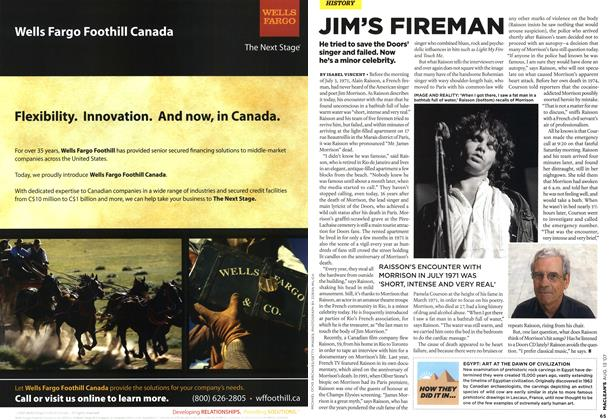 Article Preview: JIM'S FIREMAN, AUG. 13th 2007 2007 | Maclean's