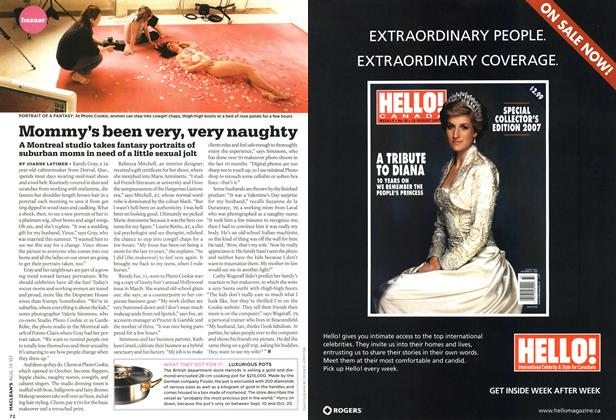 Article Preview: Mommy's been very, very naughty, AUG. 13th 2007 2007 | Maclean's