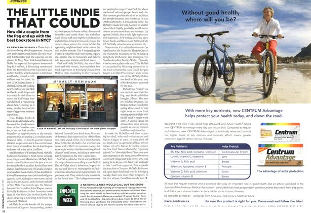 Article Preview: THE LITTLE INDIE THAT COULD, AUG. 27th 2007 2007 | Maclean's