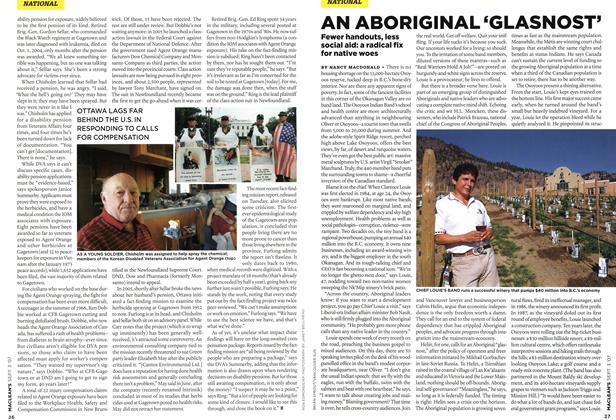 Article Preview: AN ABORIGINAL 'GLASNOST', SEPT. 3rd 2007 2007 | Maclean's