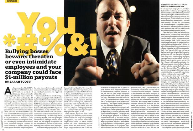 Article Preview: You *#%&!, SEPT. 3rd 2007 2007 | Maclean's