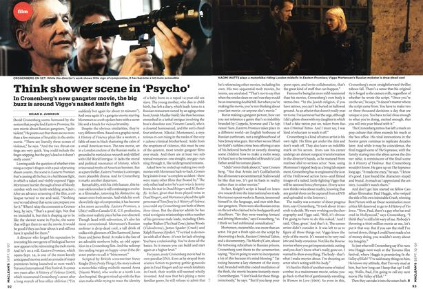 Article Preview: Think shower scene in 'Psycho', SEPT. 10th 2007 2007 | Maclean's