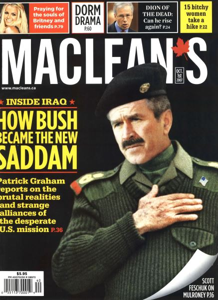 Issue: - OCT. 1st 2007 | Maclean's