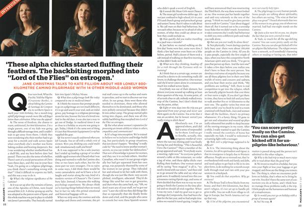 "Article Preview: 'These alpha chicks started fluffing their feathers. The backbiting morphed into ""Lord of the Flies"" on estrogen.', OCT. 1st 2007 2007 