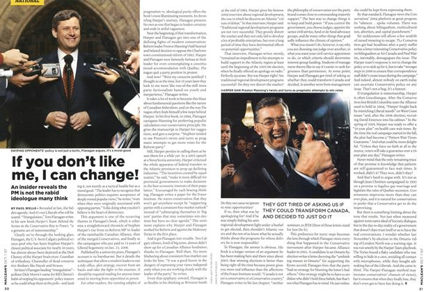 Article Preview: If you don't like me, I can change!, OCT. 1st 2007 2007 | Maclean's