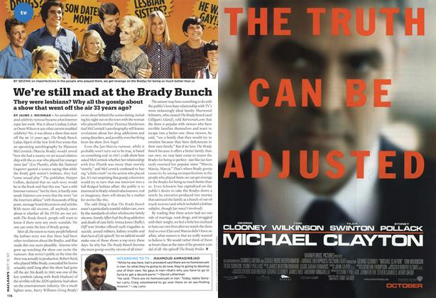 Article Preview: We're still mad at the Brady Bunch, OCT. 15th 2007 2007 | Maclean's
