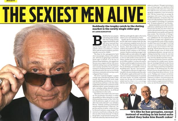 Article Preview: THE SEXIEST MEN ALIVE, DEC. 3rd 2007 2007 | Maclean's