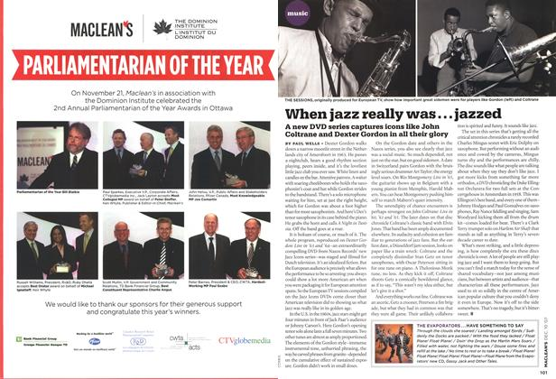 Article Preview: When jazz really was... jazzed, DEC. 10th 2007 2007 | Maclean's