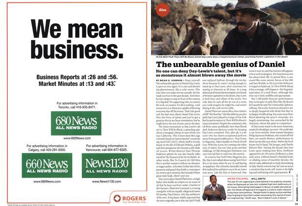 Article Preview: The unbearable genius of Daniel, JAN. 14th 2008 2008 | Maclean's