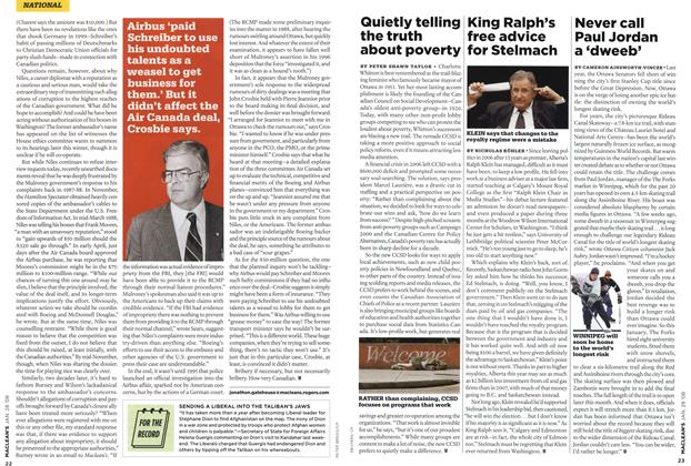Article Preview: King Ralph's free advice for Stelmach, JAN. 28th 2008 2008 | Maclean's