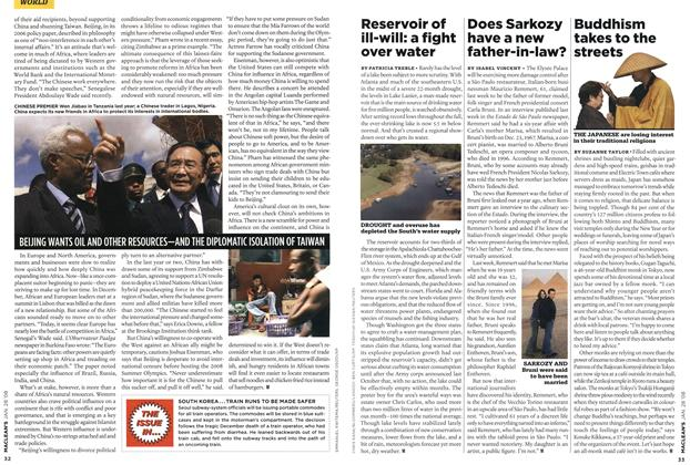 Article Preview: Does Sarkozy have a new father-in-law?, JAN. 28th 2008 2008 | Maclean's