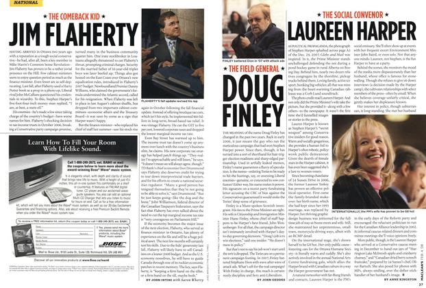 Article Preview: LAUREEN HARPER, FEB. 4th 2008 2008 | Maclean's