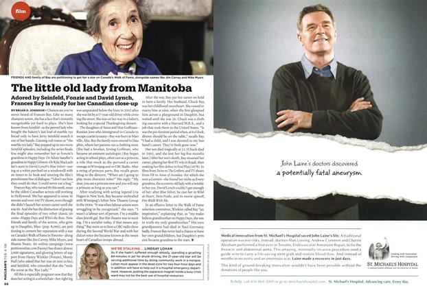 Article Preview: The little old lady from Manitoba, FEB. 4th 2008 2008 | Maclean's