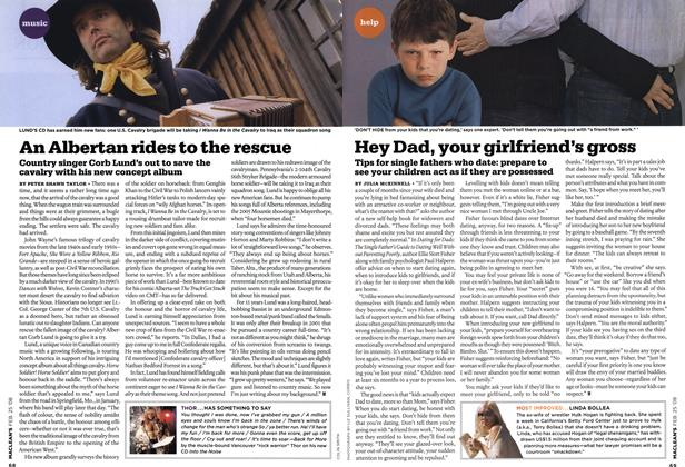 Article Preview: An Albertan rides to the rescue, FEB. 25th 2008 2008 | Maclean's