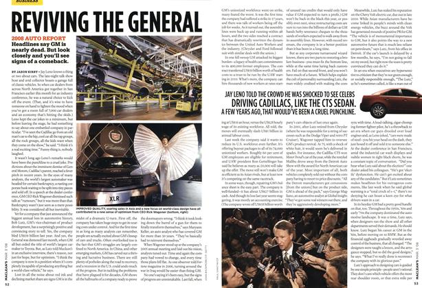 Article Preview: REVIVING THE GENERAL, MAR. 3rd 2008 2008 | Maclean's