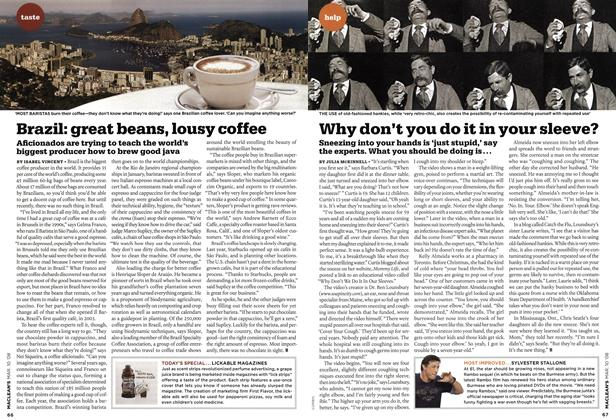 Article Preview: Brazil: great beans, lousy coffee, MAR. 10th 2008 2008 | Maclean's
