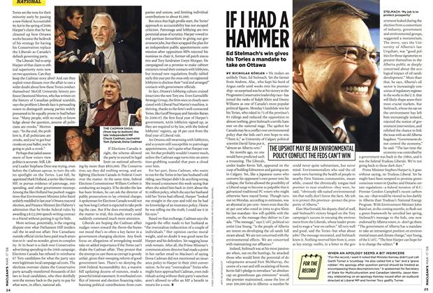 Article Preview: IF I HAD A HAMMER, MAR. 17th 2008 2008 | Maclean's