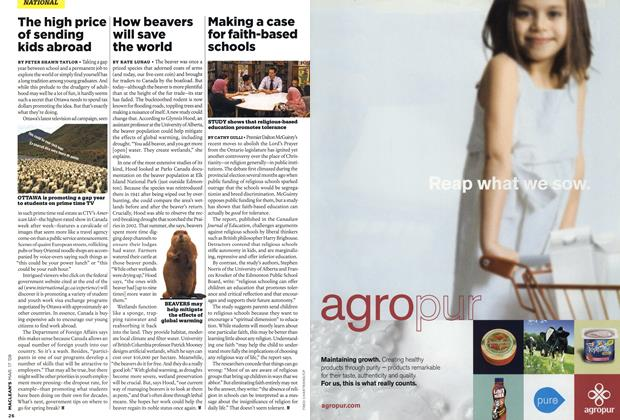 Article Preview: agropur, MAR. 17th 2008 2008 | Maclean's