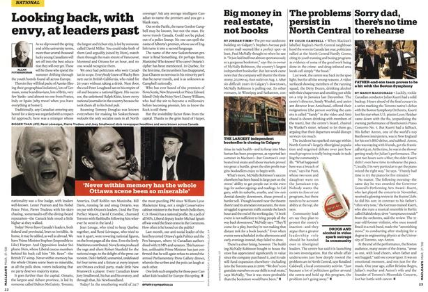 Article Preview: The problems persist in North Central, MAR. 31st 2008 2008 | Maclean's