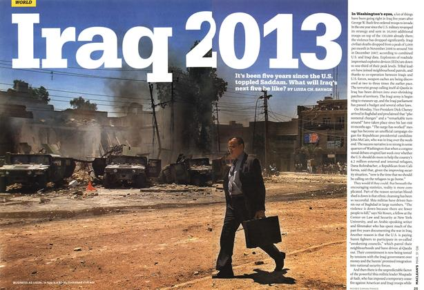 Article Preview: Iraq 2013, MAR. 31st 2008 2008 | Maclean's