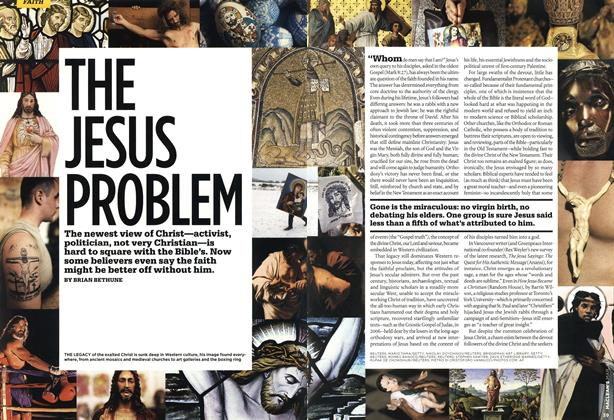Article Preview: THE JESUS PROBLEM, MAR. 31st 2008 2008 | Maclean's