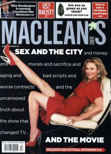 Issue: - APR. 28th 2008 | Maclean's