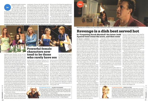 Article Preview: Revenge is a dish best served hot, APR. 28th 2008 2008 | Maclean's