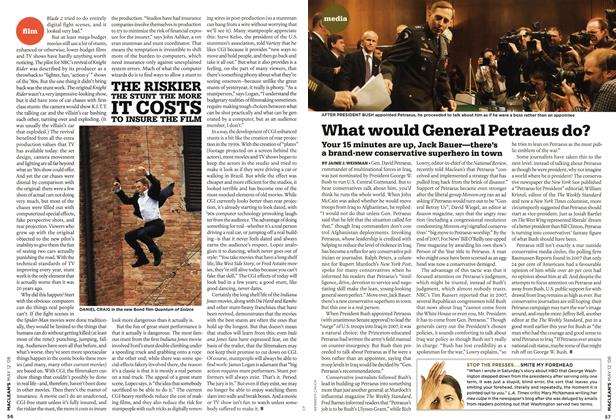 Article Preview: What would General Petraeus do?, MAY 12th 2008 2008 | Maclean's