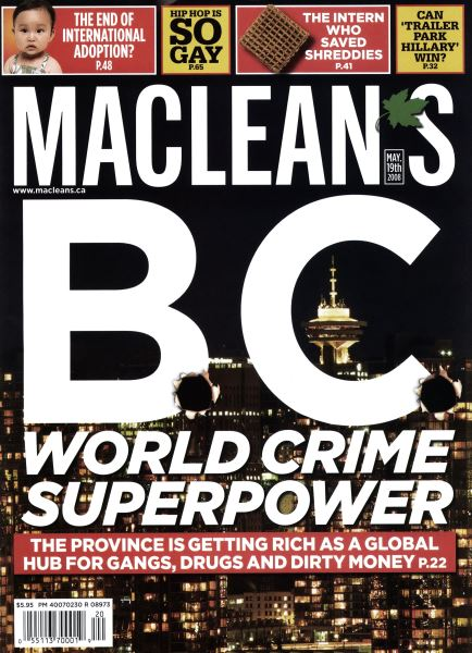 Issue: - MAY. 19th 2008 | Maclean's