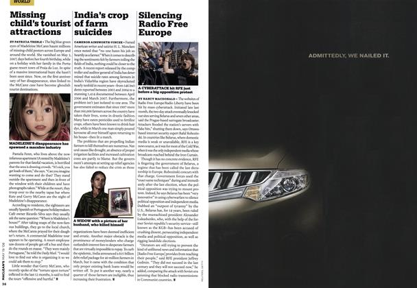 Article Preview: Silencing Radio Free Europe, MAY. 19th 2008 2008 | Maclean's