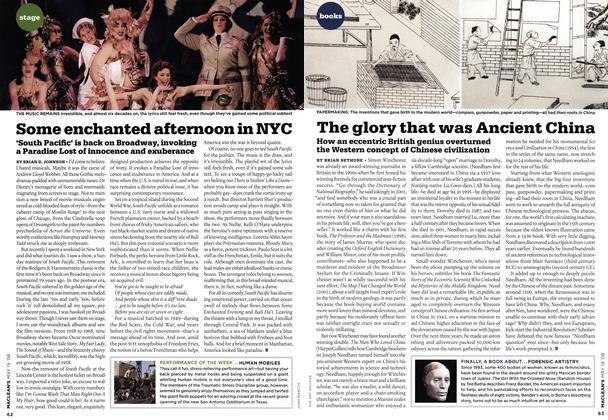 Article Preview: The glory that was Ancient China, MAY. 19th 2008 2008 | Maclean's
