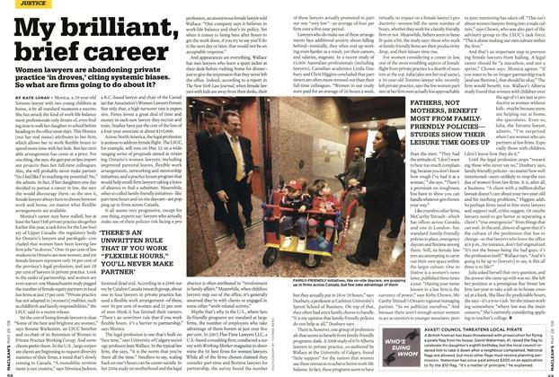 Article Preview: My brilliant, brief career, MAY 26th 2008 2008 | Maclean's