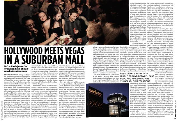 Article Preview: HOLLYWOOD MEETS VEGAS IN A SUBURBAN MALL, June 2008 | Maclean's