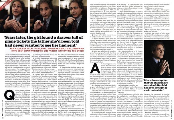 Article Preview: INTERVIEW, June 2008 | Maclean's