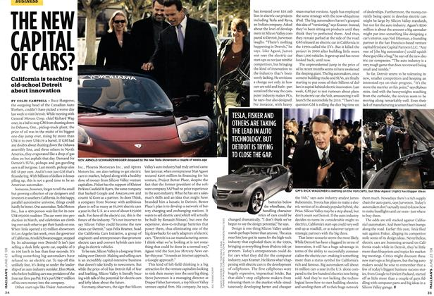 Article Preview: THE NEW CAPITAL OF CARS?, JUNE 23rd 2008 2008 | Maclean's