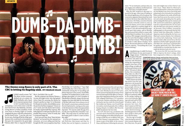 Article Preview: DUMB-DA-DUMB-DA-DUMB!, JUNE 23rd 2008 2008 | Maclean's