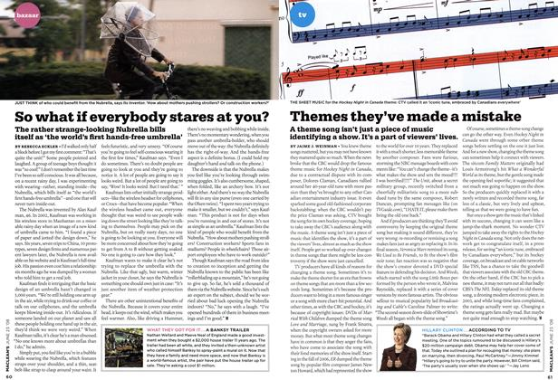 Article Preview: Themes they've made a mistake, JUNE 23rd 2008 2008 | Maclean's