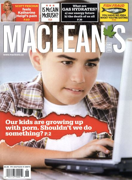 Issue: - JUNE 30th 2008 | Maclean's